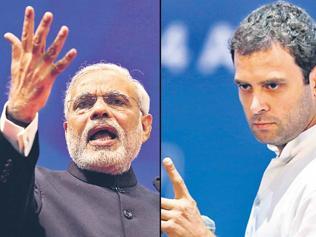How top guns Modi, Rahul and Kejriwal campaigned