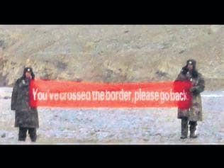 Chinese incursions: border situation grim in Chumar