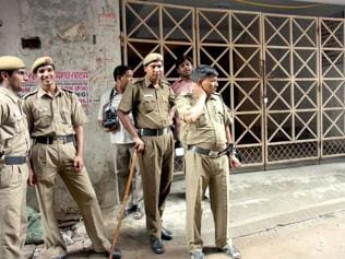 Delhi Cops get tech lessons from New York Police