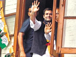 Rahul Gandhi's pick in Bastar hopes to cash in on humble roots