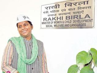How Rakhi Birla represents the best about AAP