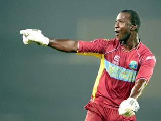 World T20: Windies strike with spin, Pak hit a new low