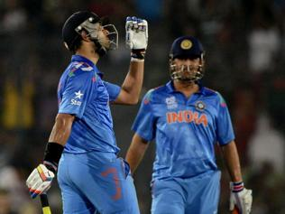 World T20: Yuvraj finds old spark, India stay unbeaten
