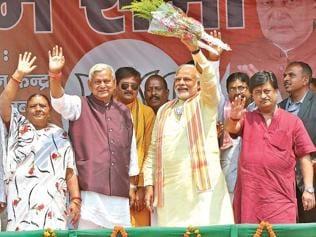 Narendra Modi must shun adversarial politics
