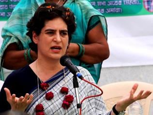Amethi won't forgive Modi for insulting my father: Priyanka