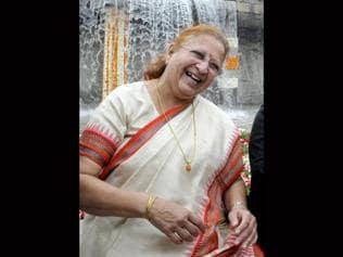 Sumitra Mahajan: The politician who couldn
