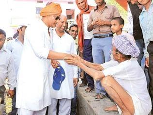 Azharuddin bats on a sticky wicket in Tonk- Sawai Madhopur