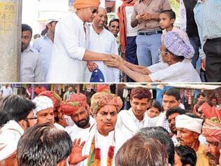 Outsider tag on me due to Azharuddin, says BJP Sawai Madhopur candidate