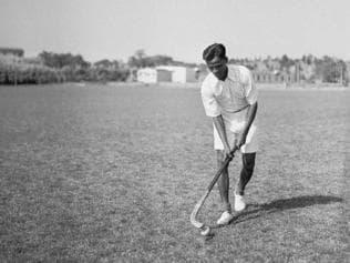 Dhyan Chand: Hockey's original He-Man