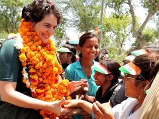 Priyanka asks Amethi to stand by the Gandhis, not vote for
