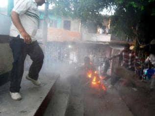 83-yr-old sets self ablaze in Kapurthala for Rs 250 pension