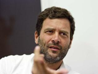 Rahul has failed to take advantage of disastrous campaigning of BJP