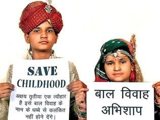 Parents attempt to marry 13-yr-olds to save on dowry