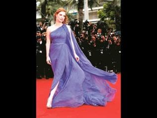 From Chastain to Jolie, here are the top celebrity gowns of 2014