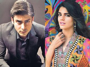People tell me they watch TV because of me: Fawad Khan