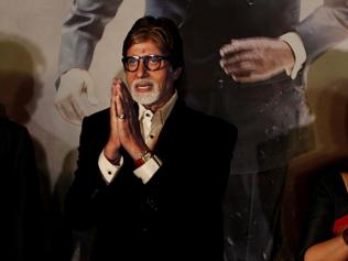 I congratulated PM Modi like everyone else: Amitabh Bachchan