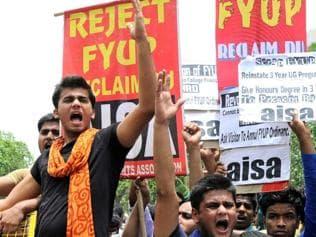 FYUP jinx latest to hit India