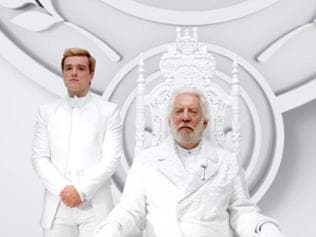 Awesomeness guaranteed in Hunger Games