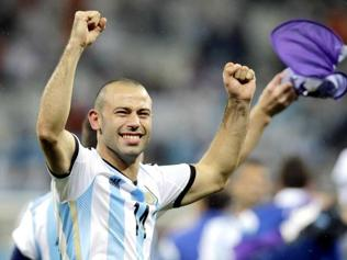 Messi the star, but Mascherano the beating heart of the Albiceleste