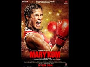 Mary Kom happy with Priyanka
