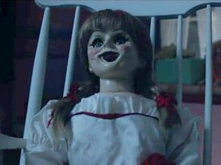 Movie review: Annabelle, the