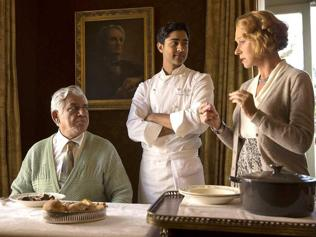 Movie review: The Hundred Foot Journey is all sugar, no spice