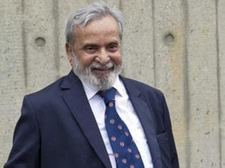 Ananthamurthy, writer and defender of everybody