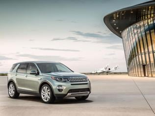JLR brings Discovery Sport at Rs. 46 L