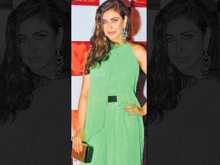Can't blame films for Panic around cancer: Lisa Ray