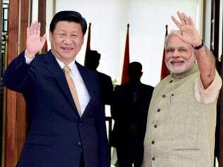 Is aggression a China ploy to keep India in check?