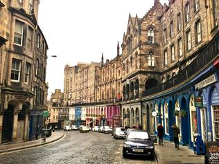 Five free things to see and do in Edinburgh