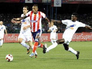 Missed chances hurt ISL leaders Kolkata and Chennai