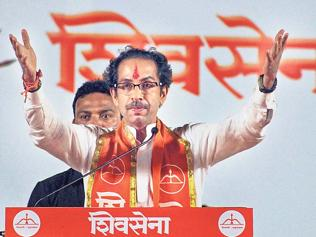 For Shiv Sena, it's about finding the right identity