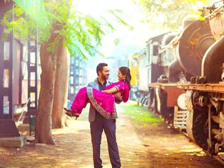 Clicked in style: Capital catches up with trend of pre-wedding shoots
