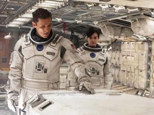 Why does Interstellar seem so familiar?