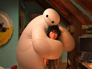 Big Hero 6 review: Watch the film for Baymax, the adorable nurse robot