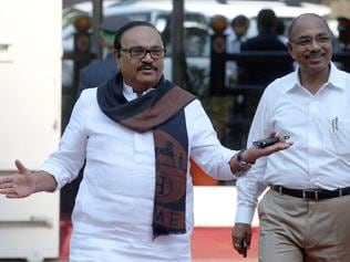 NCP leader Chhagan Bhujbal, his associates sent Rs 30 crore to Singapore: ED