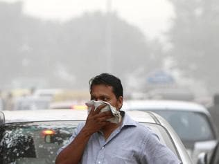 Alarming Air Pollution is what Kejriwal must fight