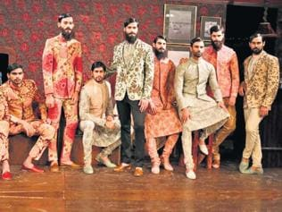 Grooms, up your style stakes on your D-day with these five trends