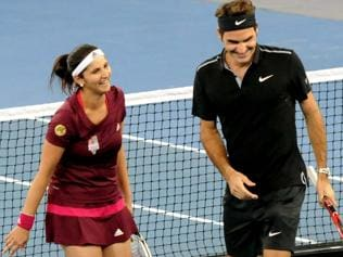 Roger that! IPTL off to a flying start as India falls for Federer show
