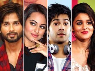Alia-Varun, Shahid-Sonakshi: Please don't link them up, they