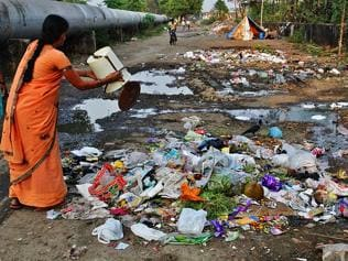 Clean India drive lands in a dump in the Capital