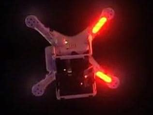 Drones monitor revellers in Bengaluru after Sunday's blast