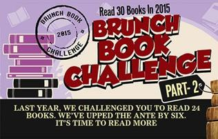 Turn The Page: Take the #BrunchBookChallenge