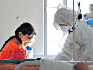 One of every 6 Swine flu tests positive in Delhi