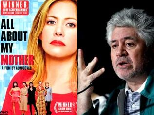 Pedro Almodovar on to his next film, Silencio