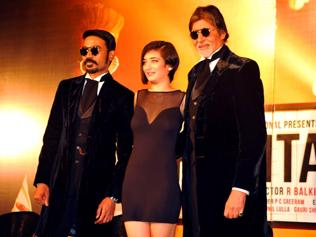 Shamitabh: I look for a strong script, says Dhanush