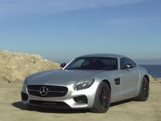 Mercedes-Benz AMG GT S First Drive Video Review