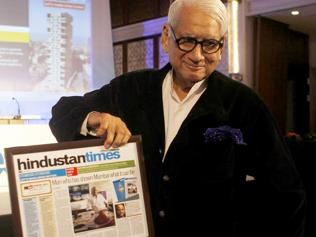 A pioneer who put Mumbai on the architectural map of the world