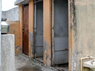 Building toilets: MP picks up speed, but has long way to go